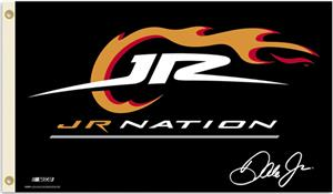 NASCAR Jr. Nation 2-Sided 3' x 5' Flag