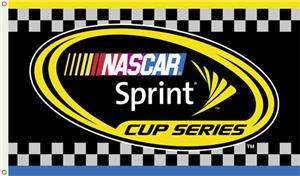 NASCAR Sprint Cup 1-Sided 3' x 5' Flag