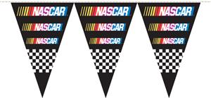 NASCAR 25ft Party Pennant Flags