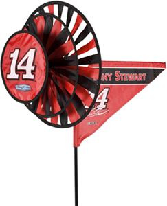 NASCAR Tony Stewart #14 Yard Spinner