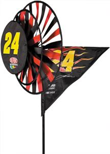 NASCAR Jeff Gordon #24 Yard Spinner