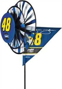 NASCAR Jimmie Johnson #48 Yard Spinner