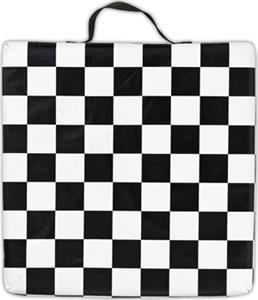 NASCAR Checkered Stadium Seat Cushion