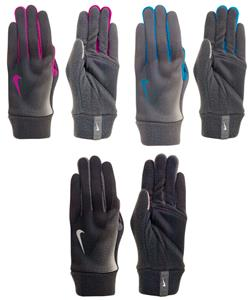 NIKE Women&#39;s Thermal Tech Running Gloves