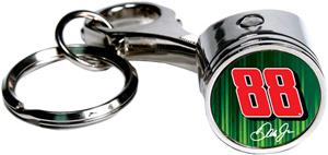 NASCAR Dale Earnhardt Jr. #88 Piston Rod Key Chain