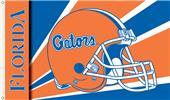 COLLEGIATE Florida Gators Helmet 3' x 5' Flag