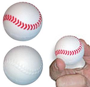SMALL-BALL Polyurethane-Foam Baseballs (DZ)