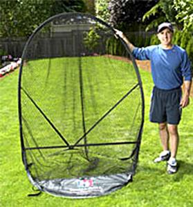 SMALL-BALL Instant baseball Protective Screen