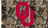 COLLEGIATE Oklahoma Realtree Camo 3' x 5' Flag