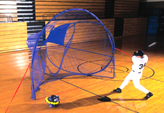 Jugs Instant Backstop for Baseball or Softball