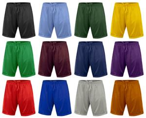 "Adult Cool-Tek 7"" Mesh Shorts"