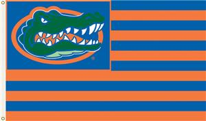 COLLEGIATE Florida Stripes 3' x 5' Flag