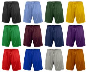 "Adult Cool-Tek 9"" Mesh Shorts"
