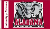 COLLEGIATE Alabama Crimson Tide 3' x 5' Flag