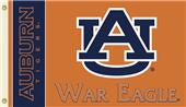 COLLEGIATE Auburn War Eagle 3' x 5' Flag
