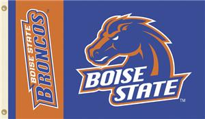 COLLEGIATE Boise State Broncos 3&#39; x 5&#39; Flag