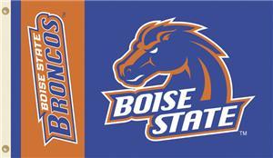 COLLEGIATE Boise State Broncos 3' x 5' Flag