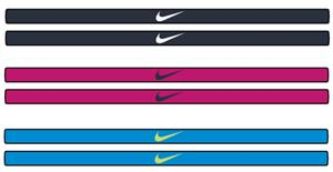 NIKE Dri-Fit Skinny Studio Headbands