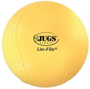 Jugs LITE-FLIGHT Baseballs (DOZENS)