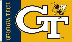 COLLEGIATE Georgia Tech 3&#39; x 5&#39; Flag