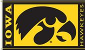 COLLEGIATE Iowa Hawkeyes 3' x 5' Flag