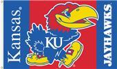 COLLEGIATE Kansas Jayhawks 3' x 5' Flag