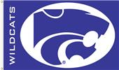 COLLEGIATE Kansas State Wildcats 3' x 5' Flag
