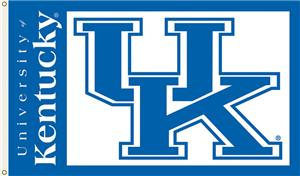COLLEGIATE Kentucky Wildcats 3' x 5' Flag