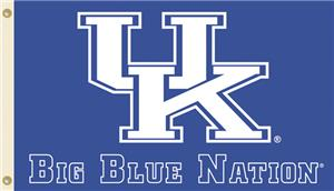 COLLEGIATE Kentucky Big Blue Nation 3' x 5' Flag