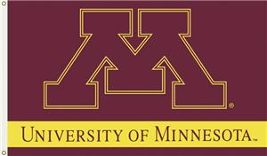 COLLEGIATE Minnesota Golden Gophers 3' x 5' Flag