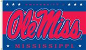 COLLEGIATE Mississippi Rebels 3' x 5' Flag