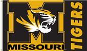 COLLEGIATE Missouri Tigers 3' x 5' Flag