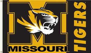 COLLEGIATE Missouri Tigers 3' x 5' Flag