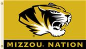 COLLEGIATE Mizzou Nation 3' x 5' Flag
