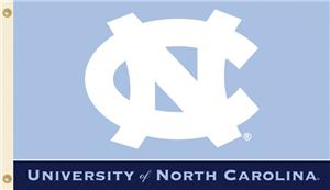 COLLEGIATE North Carolina Tar Heels 3' x 5' Flag