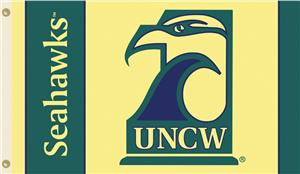 COLLEGIATE North Carolina Wilmington 3&#39; x 5&#39; Flag
