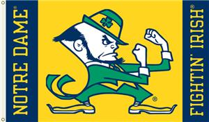 COLLEGIATE Notre Dame Fighting Irish 3&#39; x 5&#39; Flag