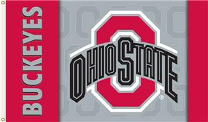 COLLEGIATE Ohio State Buckeyes 3' x 5' Flag