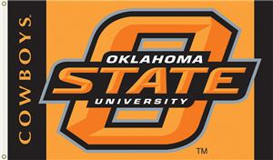 COLLEGIATE Oklahoma State Cowboys 3&#39; x 5&#39; Flag