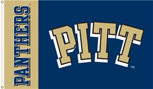COLLEGIATE Pittsburgh Panthers 3' x 5' Flag