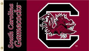 COLLEGIATE South Carolina Gamecocks 3' x 5' Flag