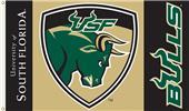 COLLEGIATE South Florida Bulls 3' x 5' Flag