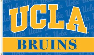 COLLEGIATE UCLA Bruins 3' x 5' Flag