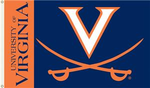 COLLEGIATE Virginia Cavaliers 3&#39; x 5&#39; Flag