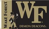 COLLEGIATE Wake Forest Demon Deacons 3' x 5' Flag