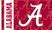 COLLEGIATE Alabama 2-Sided 3' x 5' Flag