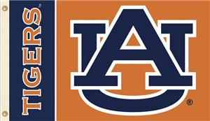 COLLEGIATE Auburn 2-Sided 3&#39; x 5&#39; Flag