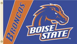 COLLEGIATE Boise State 2-Sided 3&#39; x 5&#39; Flag
