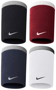 NIKE Premier Doublewide Wristbands (Pairs)