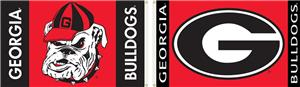"COLLEGIATE Georgia ""Combo"" 2-Sided 3' x 5' Flag"